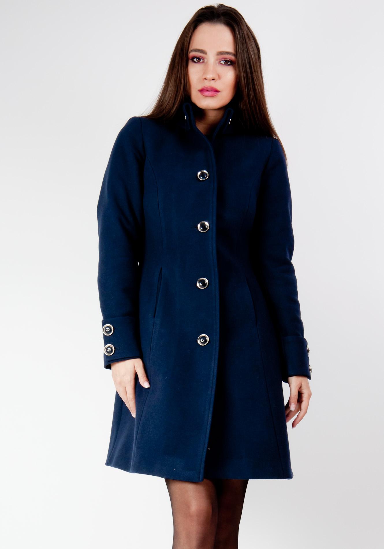 Palton midi de iarna Bej 36